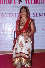 Manasi Parekh Gohil As Showstopper At Beauty Event in Mumbai on 25th June 2012 (26).JPG