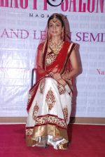 Manasi Parekh Gohil As Showstopper At Beauty Event in Mumbai on 25th June 2012 (27).JPG