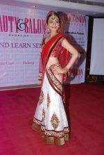Manasi Parekh Gohil As Showstopper At Beauty Event in Mumbai on 25th June 2012 (44).JPG