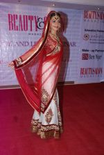 Manasi Parekh Gohil As Showstopper At Beauty Event in Mumbai on 25th June 2012 (45).JPG