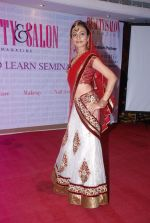 Manasi Parekh Gohil As Showstopper At Beauty Event in Mumbai on 25th June 2012 (46).JPG