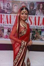 Manasi Parekh Gohil As Showstopper At Beauty Event in Mumbai on 25th June 2012 (51).JPG