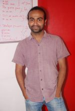 Pitobash Tripathy at Alaap film interviews in Andheri, Mumbai on 27th June 2012 (7).JPG