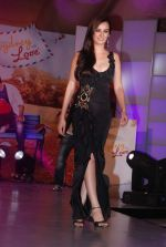 Evelyn Sharma at the music launch of Sydney with Love in Juhu, Mumbai on 28th June 2012 (38).JPG