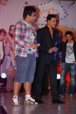 Prateek Chakravorty, Akshay Kumar at the music launch of Sydney with Love in Juhu, Mumbai on 28th June 2012 (43).JPG