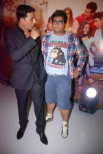 Prateek Chakravorty, Akshay Kumar at the music launch of Sydney with Love in Juhu, Mumbai on 28th June 2012 (49).JPG