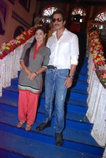 Sonu Sood, Rati Pandey on the sets of Hitler Didi in Filmcity, Mumbai on 28th June 2012 (43).JPG