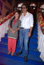 Sonu Sood, Rati Pandey on the sets of Hitler Didi in Filmcity, Mumbai on 28th June 2012 (45).JPG