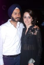 Dalbir Singh, Chanya Kaur at the launch of Pure Concept in Mumbai on 29th June 2012 (71).JPG