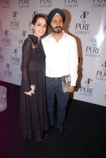 Dalbir Singh, Chanya Kaur at the launch of Pure Concept in Mumbai on 29th June 2012 (72).JPG