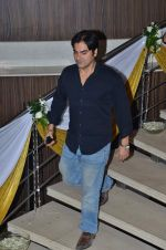 Arbaaz Khan at Suraj Godambe_s wedding reception on 30th June 2012 (80).JPG