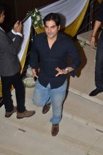 Arbaaz Khan at Suraj Godambe_s wedding reception on 30th June 2012 (81).JPG