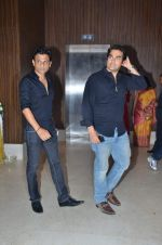 Arbaaz Khan at Suraj Godambe_s wedding reception on 30th June 2012 (82).JPG
