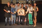 Amit Behl, Manish Manikpuri, Murli Sharma, Amit Purohit, Narendra Singh, Pitobash Tripathy, Aabid Shamim, Ruhi Chaturvedi at Aalaap film music launch in Mumbai on 2nd July 2012 (95).JPG