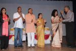 Nana Patekar, Mrinal Kulkarni at press meet for movie based on Baba Amte in Dadar, Mumbai on 4th July 2012 (50).JPG