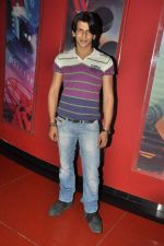 Amaan Khan at Life is Good first look in Cinemax, Mumbai on 5th July 2012 (16).JPG