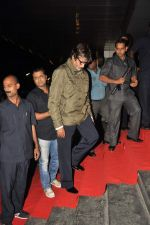 Amitabh Bachchan at the special screening of Bol Bachchan in Cinemax, Mumbai on 5th July 2012 (29).JPG