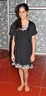 Ananya at Ektanand Pictures LIFE IS GOOD trailer launch in Cinemax, Mumbai on 5th JUly 2012.jpg