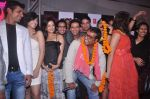 Anurita Jha, Reema Sen, Manoj Bajpayee, Anurag Kashyap, Richa Chadda, Huma Qureshi at Gangs of Wasseypur success bash in Escobar, Mumbai on 5th July 2012 (149).JPG