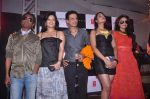 Reema Sen, Huma Qureshi, Richa Chadda, Manoj Bajpai at Gangs of Wasseypur success bash in Escobar, Mumbai on 5th July 2012 (121).JPG