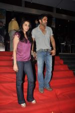 Sunil Shetty, Mana Shetty at the special screening of Bol Bachchan in Cinemax, Mumbai on 5th July 2012 (77).JPG