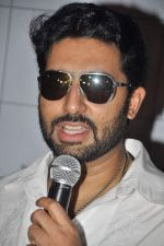 Abhishek Bachchan at Bol Bachchan promotions in Fame on 6th July 2012 (61).JPG