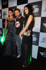 Deepika Padukone, Saif Ali Khan, Diana Penty at the Cocktail bash in Santacruz, Mumbai on 6th July 2012 (135).JPG