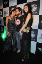 Deepika Padukone, Saif Ali Khan, Diana Penty at the Cocktail bash in Santacruz, Mumbai on 6th July 2012 (139).JPG