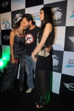 Deepika Padukone, Saif Ali Khan, Diana Penty at the Cocktail bash in Santacruz, Mumbai on 6th July 2012 (141).JPG