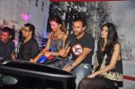 Deepika Padukone, Saif Ali Khan, Diana Penty at the Cocktail bash in Santacruz, Mumbai on 6th July 2012 (77).JPG