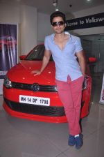 Kunal Khemu at Go Goa Gone film promotions in association with Volkswagen on 6th July 2012 (34).JPG
