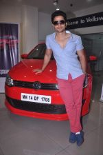 Kunal Khemu at Go Goa Gone film promotions in association with Volkswagen on 6th July 2012 (35).JPG