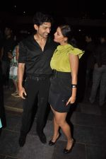Debina and Gurmeet Chaudhary at Punar Vivah serial success party in Mumbai on 7th July 2012 (54).JPG