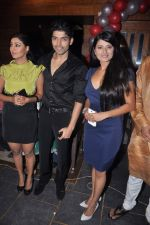 Kratika Sengar, Debina and Gurmeet Chaudhary at Punar Vivah serial success party in Mumbai on 7th July 2012 (38).JPG