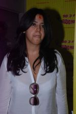 Ekta Kapoor at Radio Mirchi in Mumbai on 9th July 2012 (9).JPG