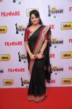 Kavya Madhavan received The Best Actor Award (FEMALE) for the Malayalam Movie _Gaddama_ at the Red Carpet of _59th !dea Filmfare Awards 2011_ (South) on 8th July at Jawaharlal Nehru stadium, Chennai..jpg