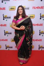 Kushboo (Actress) at the Red Carpet of _59th !dea Filmfare Awards 2011_ (South) on 8th July at Jawaharlal Nehru indoor stadium, Chennai..jpg