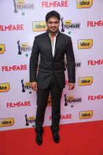 Manchu Manoj at the Red Carpet of _59th !dea Filmfare Awards 2011_ (South) on 8th July at Jawaharlal Nehru indoor stadium, Chennai..jpg