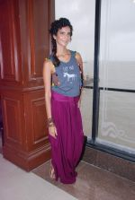 Poorna Jagannathan proudly declares, I AM A VEGETARIAN in new PETA AD in Mumbai on 9th July 2012 (25).JPG