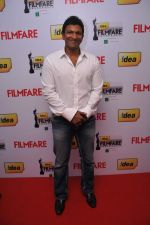 Puneeth Rajkumar received the Best Actor (Male) Kannada Award for the film _Hudugaru_ at the _59th !dea Filmfare Awards 2011_ (South) on 8th July at Jawaharlal Nehru indoor stadium, Chennai..jpg