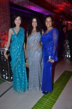 Ronda Lam, Manju Narain and Veena Dansinghani at Varun and Michelle_s wedding in Banyan Golf Club, Thailand on 9th July 2012.JPG