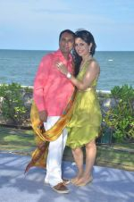 haresh and reema buxani at Varun and Michelle_s wedding in Banyan Golf Club, Thailand on 9th July 2012.JPG