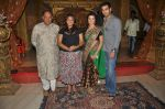 Alok Nath, Karan Grover, Suhasi Goradia Dhami at Yahan Main Ghar Ghar Kheli 700 episodes celebrations in Filmcity, Mumbai on 10th July 2012 (119).JPG