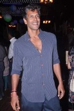 Milind Soman at MTV Rush press meet in Red Ant Cafe, Mumbai on 10th July 2012 (64).JPG