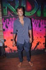 Milind Soman at MTV Rush press meet in Red Ant Cafe, Mumbai on 10th July 2012 (65).JPG