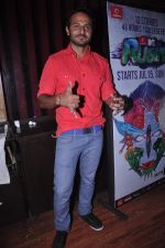 Nikhil Chinapa at MTV Rush press meet in Red Ant Cafe, Mumbai on 10th July 2012 (54).JPG