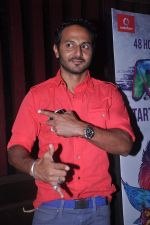 Nikhil Chinapa at MTV Rush press meet in Red Ant Cafe, Mumbai on 10th July 2012 (56).JPG