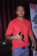 Nikhil Chinapa at MTV Rush press meet in Red Ant Cafe, Mumbai on 10th July 2012 (57).JPG