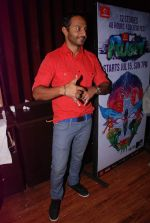 Nikhil Chinapa at MTV Rush press meet in Red Ant Cafe, Mumbai on 10th July 2012 (60).JPG
