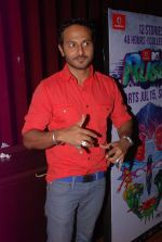 Nikhil Chinapa at MTV Rush press meet in Red Ant Cafe, Mumbai on 10th July 2012 (62).JPG